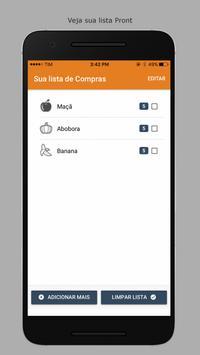 Lista de Compras - Lista Fácil apk screenshot