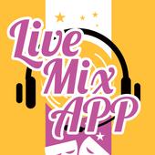 Live Mix App icon