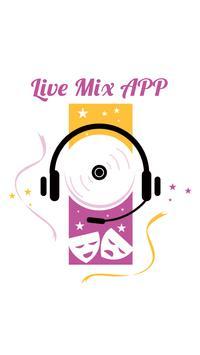 Live Mix App apk screenshot