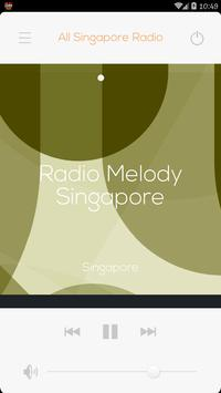 Singapore AM FM Radio Stations screenshot 4