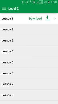 Learn Italian with dr.Pimsleur apk screenshot