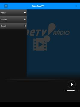 Radio RedeTV! screenshot 3