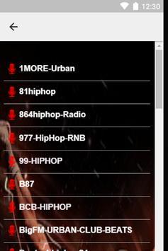 Hip Hop Music Free 2018 captura de pantalla de la apk