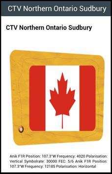 Canada Guide Info TV apk screenshot