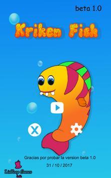 Kriken Fish poster