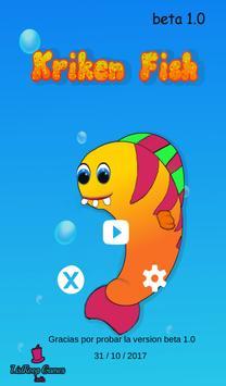 Kriken Fish screenshot 13