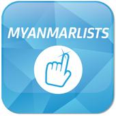 Myanmar Lists icon