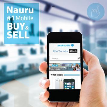 Nauru Lists poster