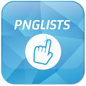 PNG Lists icon