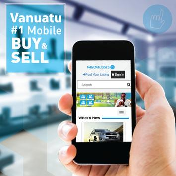 Vanuatu Lists poster