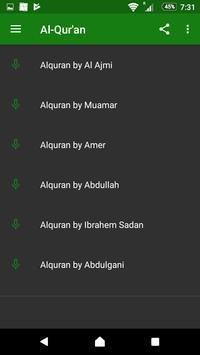 Al-Qur'án screenshot 2