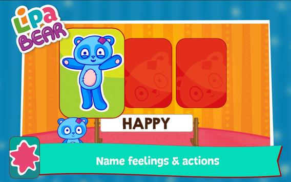 Lipa Bear apk screenshot