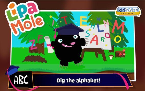 Lipa Mole screenshot 10