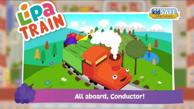 Lipa Train poster