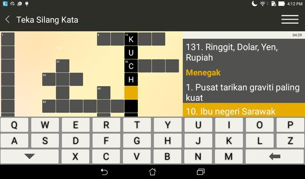 Teka Silang Kata apk screenshot
