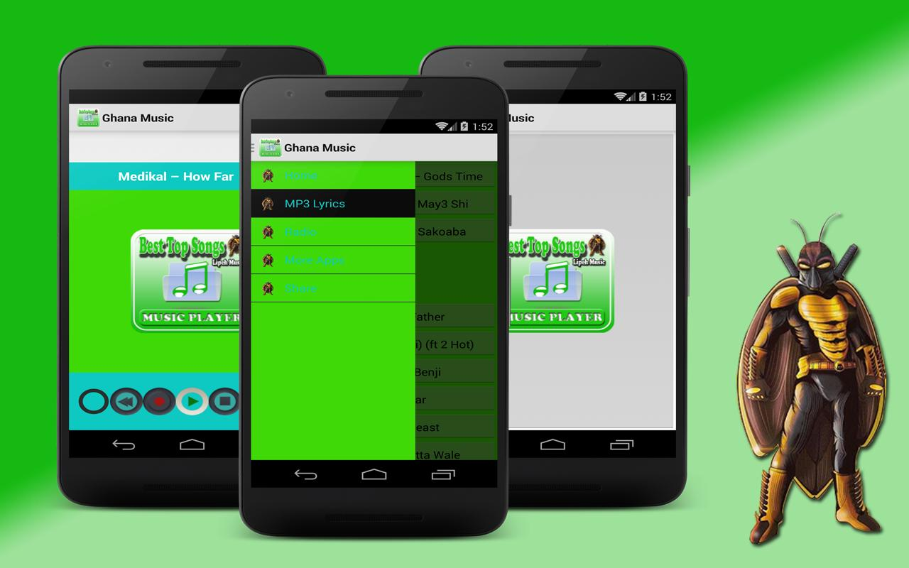 Latest ghana music for android apk download.