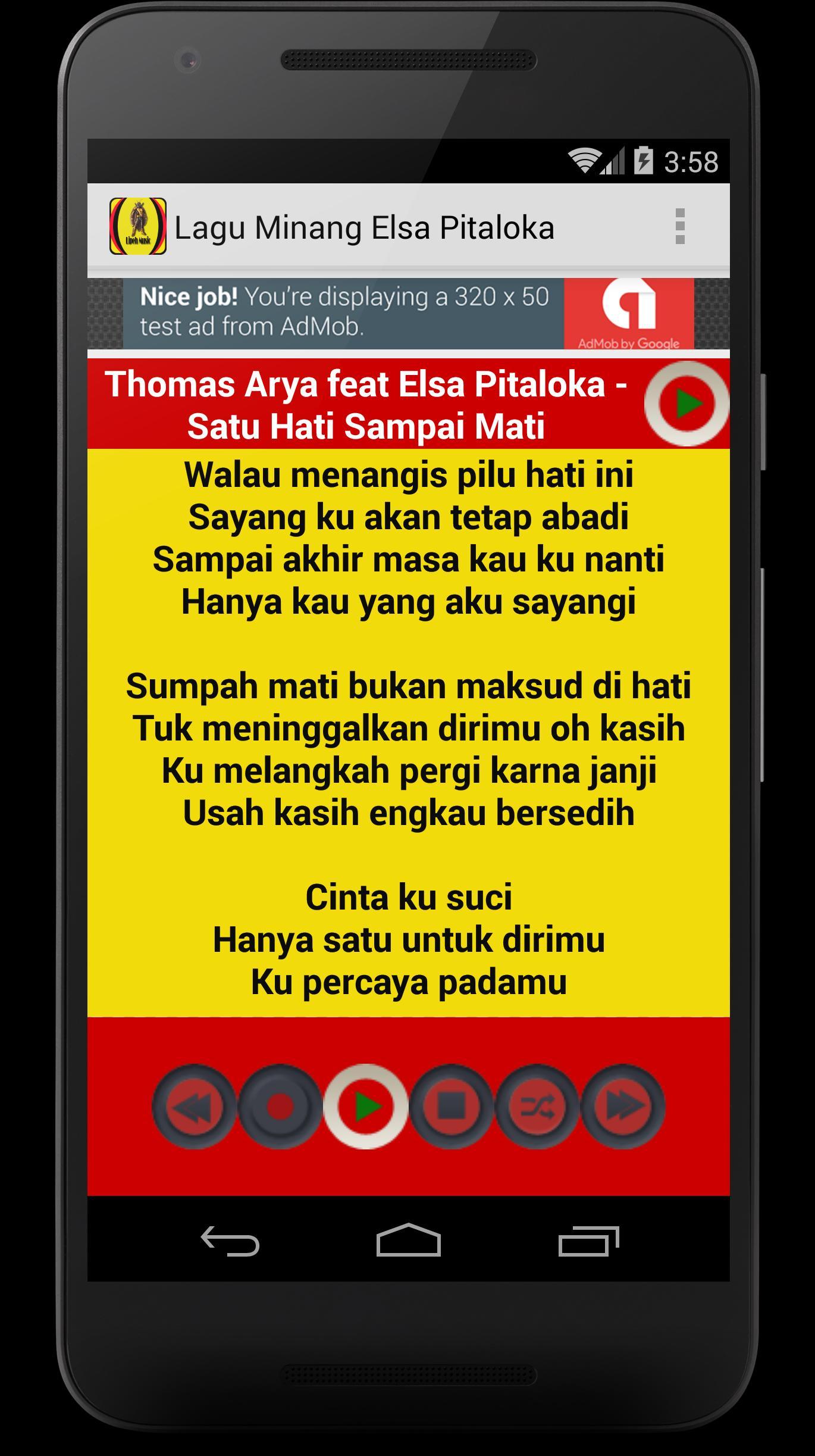 Lagu Elsa Pitaloka For Android Apk Download