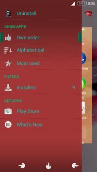 Lips Xperia Theme apk screenshot