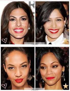 Lipstick Tutorial for Thin Lips screenshot 1
