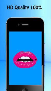 Lips Wallpapers apk screenshot