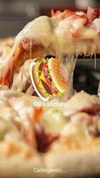 DR Lanches الملصق