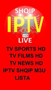 IPTV TV SHQIPTARE screenshot 1