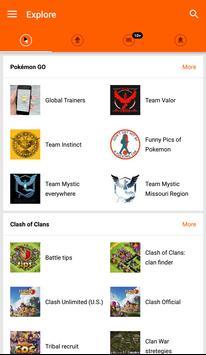 GAMily - Social App for Gamers apk screenshot