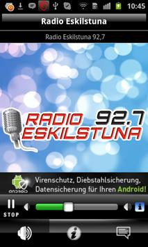 Radio Eskilstuna 92,7 poster