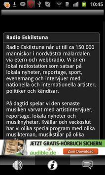Radio Eskilstuna 92,7 apk screenshot