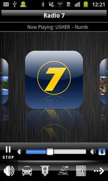 Radio 7 screenshot 1