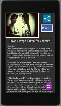 Arjuun: Love Stories & Poems screenshot 11
