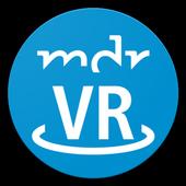 MDR VR icon