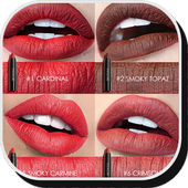 Liquid Lipstick Tutorials icon