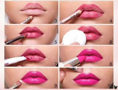 Liquid Lipstick Tutorials apk screenshot