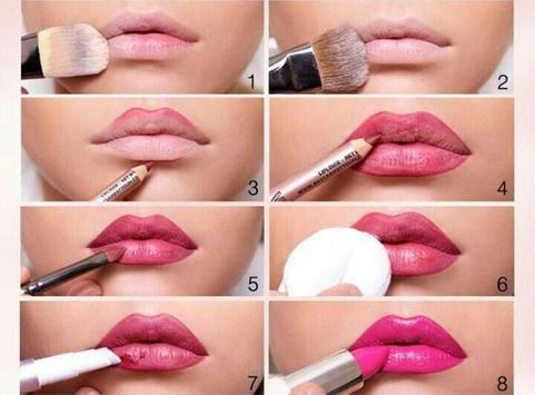 Liquid Lipstick Tutorials screenshot 2