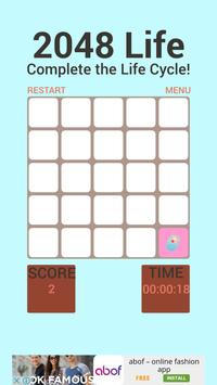 2048 Life poster