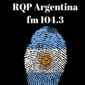 RQP Argentina fm 104.3 icon