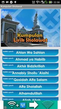 Kumpulan Sholawat apk screenshot