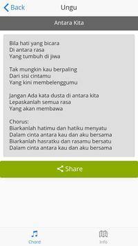 Lirik Lagu Ungu screenshot 5