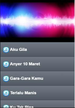 Lirik Lagu Slank screenshot 1