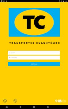 Routech TC poster
