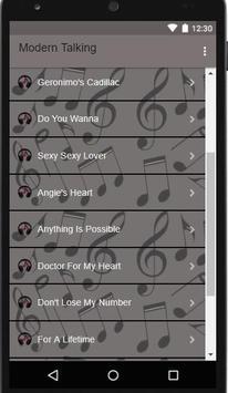 Modern Talking || You're My Heart, You're My Soul apk screenshot