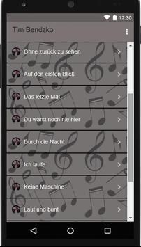 || Tim Bendzko || Nur Noch Kurz Die Welt Retten || screenshot 1
