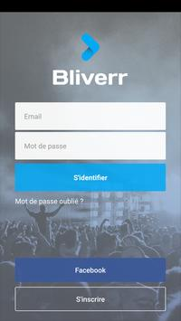 Bliverr poster