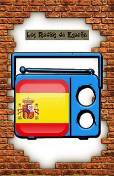 Los Radios de España poster