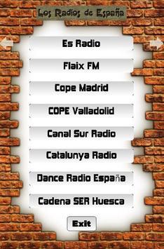 Los Radios de España screenshot 2