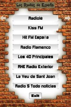 Los Radios de España screenshot 3