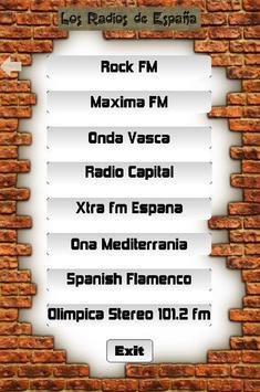 Los Radios de España screenshot 4
