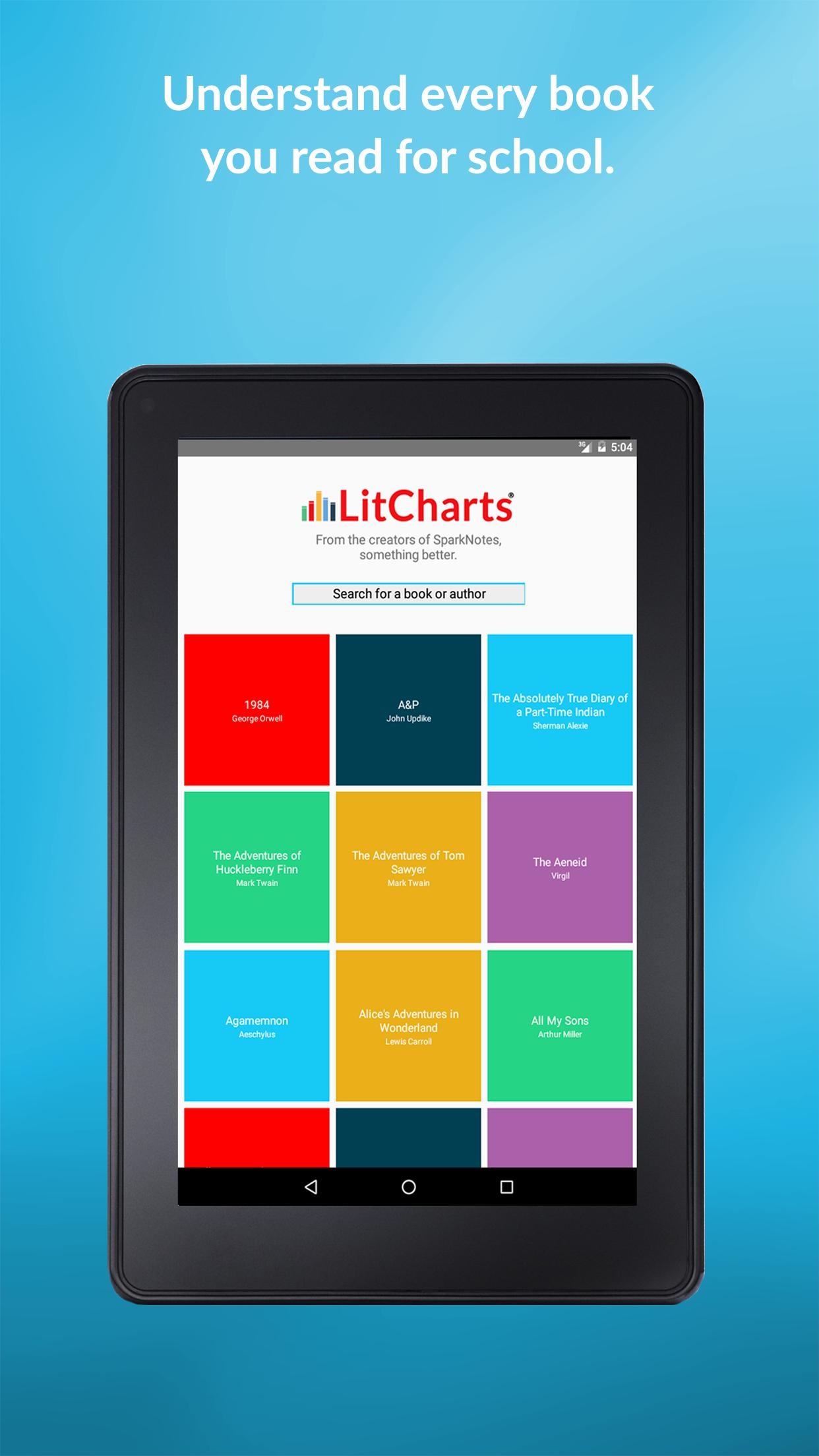 LitCharts for Android - APK Download