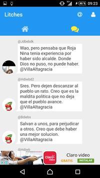 Litche Noticias y Comentarios screenshot 1